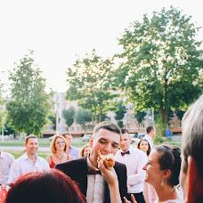 Wedding photographer Aleksandra Kapitanovich (alexandrusha). Photo of 31.08.2016