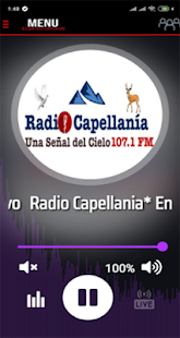 Download Radio Capellania Fm For PC Windows and Mac apk screenshot 1