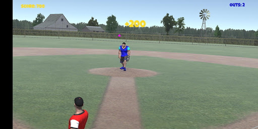 Middle Wars: Slow Pitch Softball Game screenshots 2
