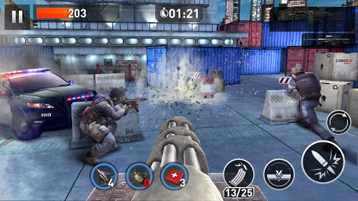 Elite Killer: SWAT screenshot 3