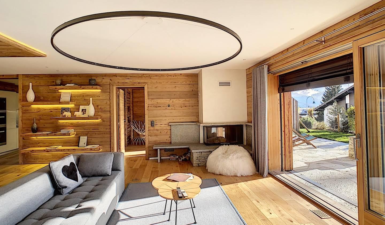 Appartement avec piscine Crans-Montana