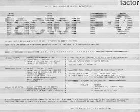 Photo: La denominació Serie 10 la va introduir Secoinsa. El nom inicial del 10/2 va ser  factor-F0.