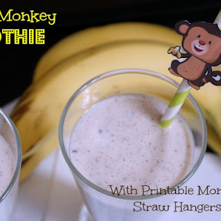 Chunky Monkey Smoothie