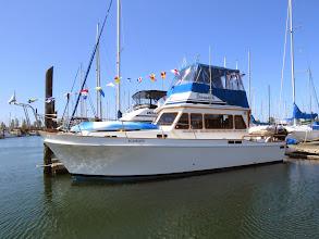 Photo: Commodore's Vessel