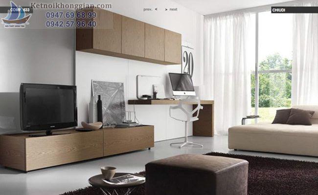 thiết kế bài trí nội thất