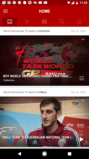 world taekwondo screenshot 3