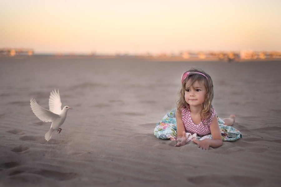 Friends by Lazarina Karaivanova - Babies & Children Child Portraits