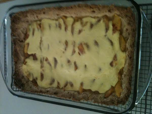 Peach Kuchen Recipe