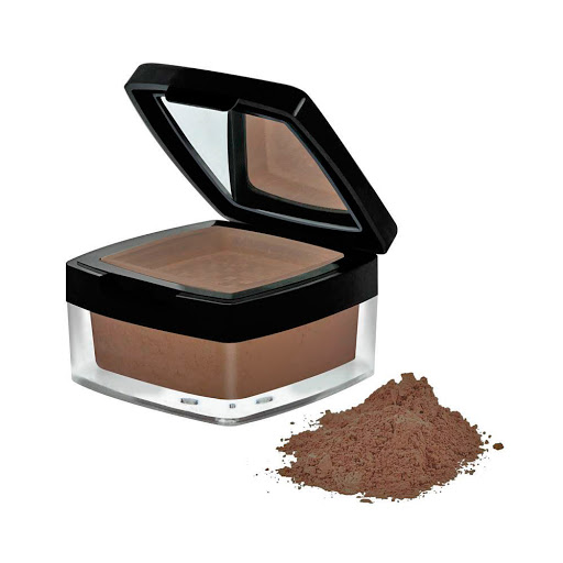 POL KLEANCOLOR AIRY MINERALS LOOSE POWER FOUNDATION 112 EBONY