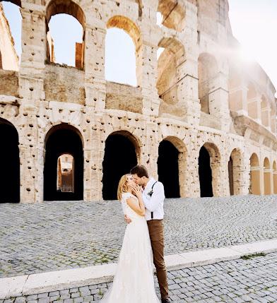 Hochzeitsfotograf Alisa Pugacheva (Pugacheva). Foto vom 14.02.2019