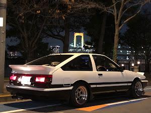 スプリンタートレノ AE86 1986年式  GT-APEXのカスタム事例画像 🌸にゃんこたろう🐾さんの2018年12月30日19:21の投稿