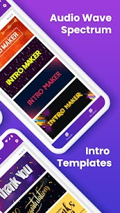 IntroBit : Animated Text & Intro Maker with Music  Apk Download for Android 3