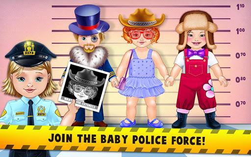 Baby Cops: Tiny Police Academy
