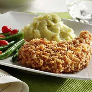 FRENCH'S® Crunchy Onion Pork Chops.