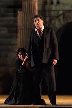 """Photo: Jose CURA als Turridu in Mascagnis """"Cavalleria rusticana"""""""