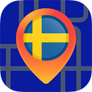 🔎Maps of Sweden: Offline Maps Without Internet