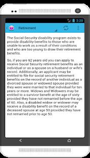 Social Security Ekran Görüntüsü