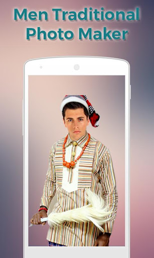Man Traditional Photo Suit 1.0 screenshots 2
