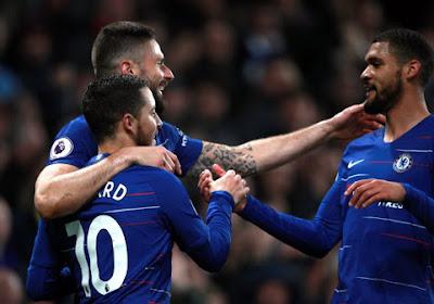 Callum Hudson-Odoi se verra offrir le n°10 de Chelsea après le départ de Hazard