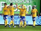 Waasland-Beveren haalde het deze avond met 2-0 van KV Oostende