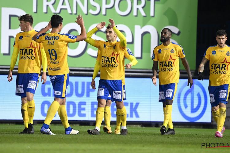 D1A : Waasland-Beveren enregistre sa première victoire à domicile en 2020