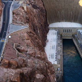 Hoover Dam by Bharath Booshan - Buildings & Architecture Public & Historical ( hoover dam )