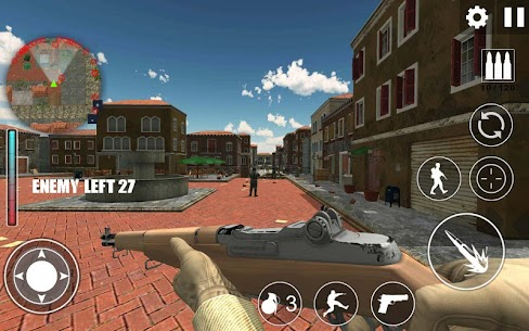 World War 2: WW2 Secret Agent FPS 1.0.11 MOD (Unlocked) 5
