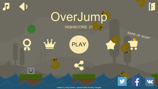 OverJump- screenshot thumbnail