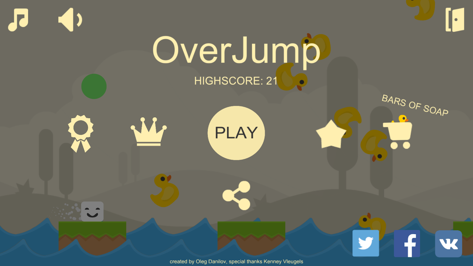 OverJump- screenshot