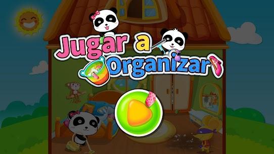 Jugar a Organizar: Casa Limpia 5