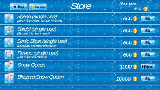 The Snow Queen's Battle screenshot 20