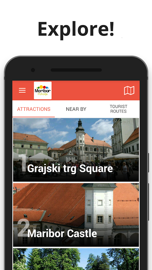 Visit Maribor- screenshot