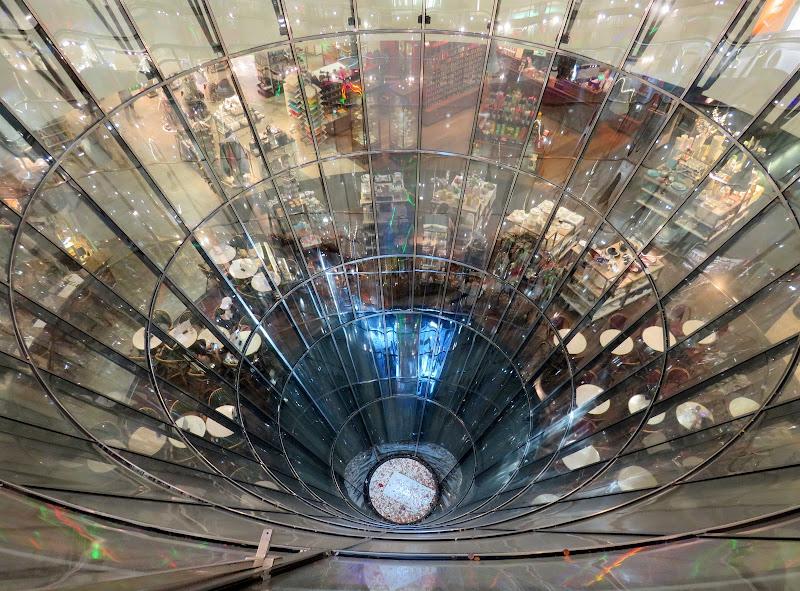 Il centro commerciale di Giorgio Lucca