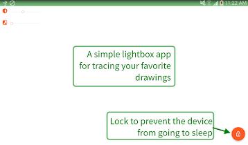 Tracer!  Lightbox drawing app - screenshot thumbnail 10