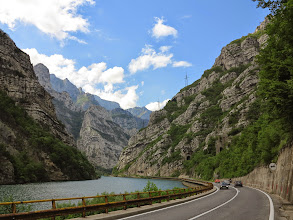 Photo: On the way to Mostar, E73