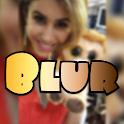 Blur Square Photo Editor icon