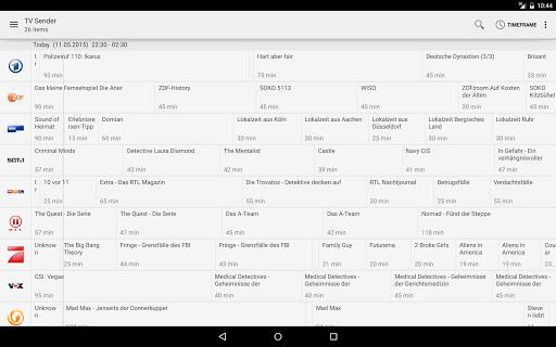 TVHClient  screenshots 10