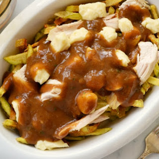 Turkey Dinner Poutine