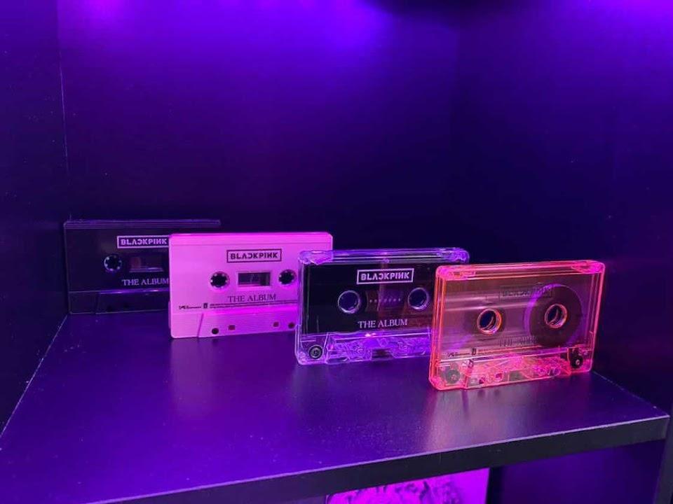 blackpink cassette 1
