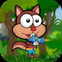 Jungle Squirrel Runner icon