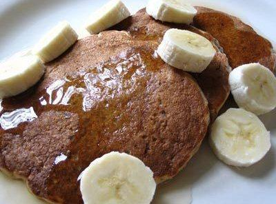 Speculoos Oatmeal Pancakes Recipe