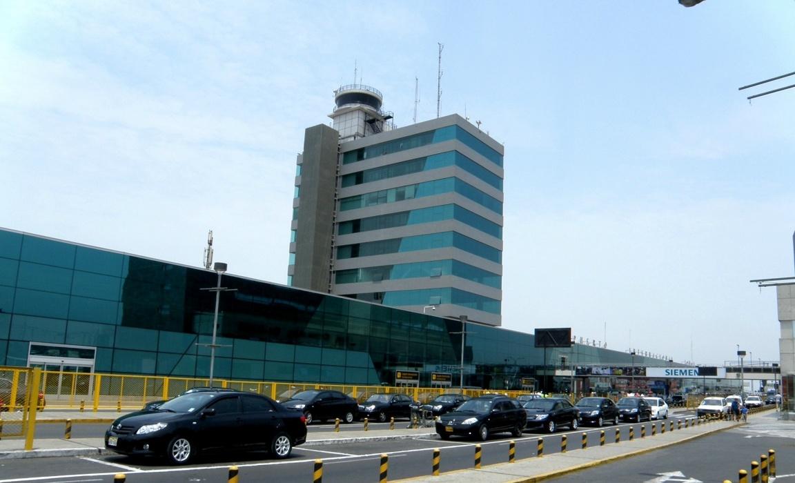 Aeropuerto Internacional Jorge Chavez de Lima