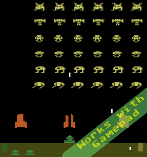 Classic Invaders screenshot 1