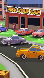 Taxi Run MOD APK – Crazy Driver 1.16 [Unlimited Money + No Ads] 2