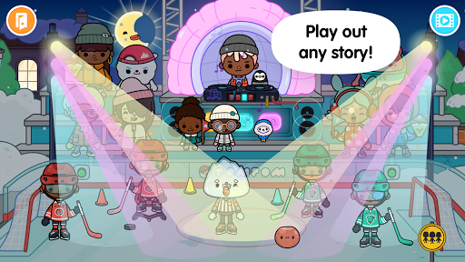 Toca Life World - Create stories & make your world screenshots apkspray 6