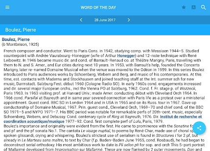 Oxford dictionary of musical terms online