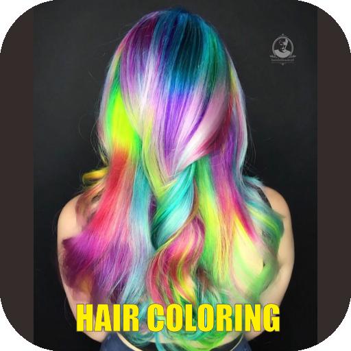 Saç Rengi Fikirleri APK indir