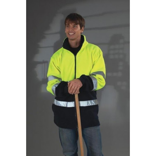 High Visibility Fleece Jacket