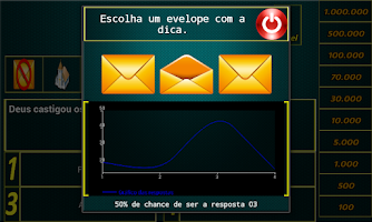 Screenshot of Show do Milhão da Bíblia