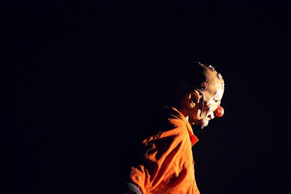 Drama clown di Ale Brigante